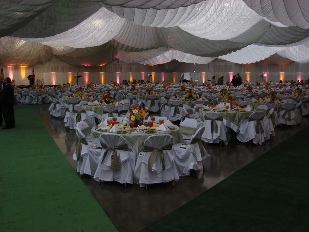 Beaumont Civic Center Wedding Reception