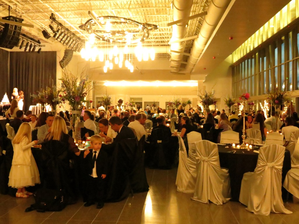 Beaumont Downtown Event Center Wedding Venue