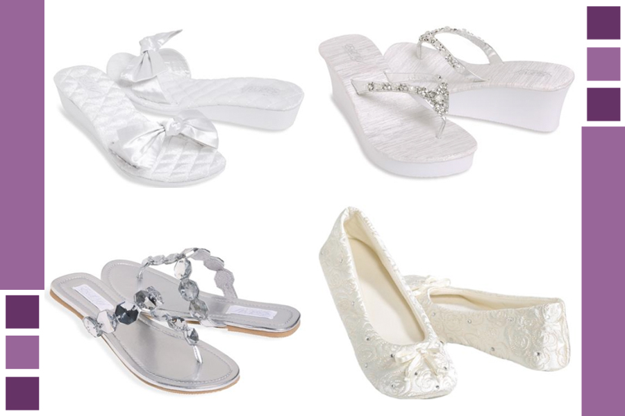 Bridal Reception Shoes