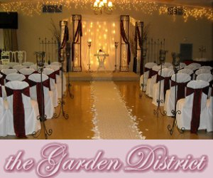 The Garden District Weddings Catering