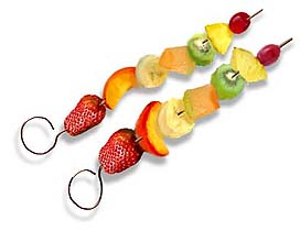 Fresh Fruit Kabob