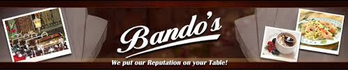 Bando's - Beaumont wedding caterer