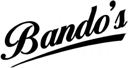 Bando's wedding catering logo large