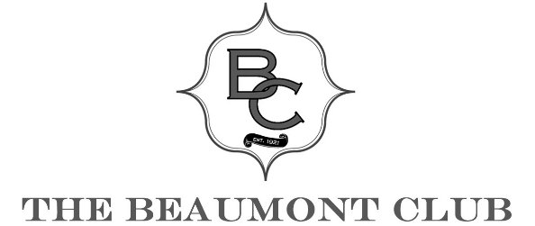 Beaumont Club Beaumont wedding reception large logo