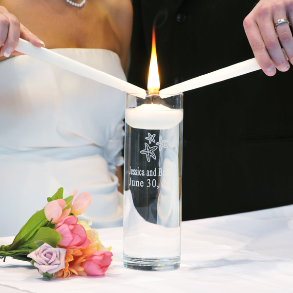Unity Candle Beaumont wedding planner