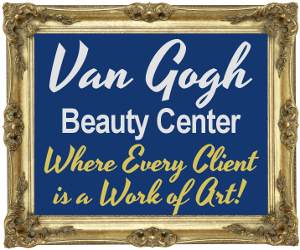 Van Gogh Beauty Center Kountze Logo