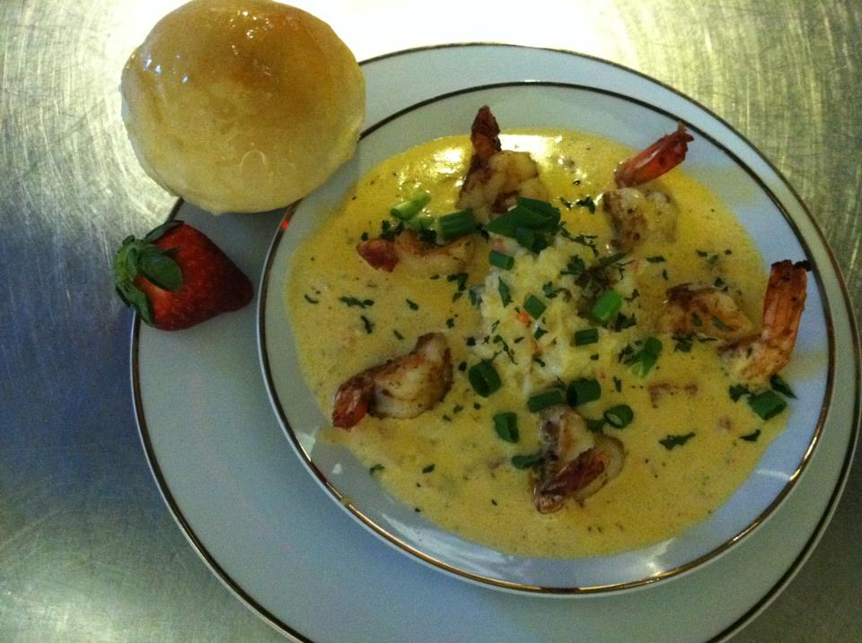 Beau Reve Shrimp Ettouffee
