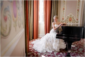 Julie Rogers Theater Beaumont Wedding Small