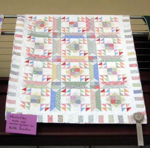 South Texas State Fair Quilting