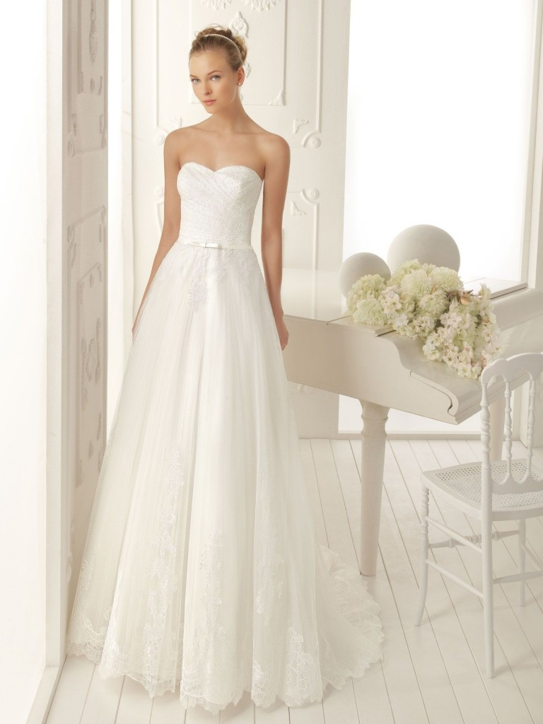 Weddings & More Beaumont Bridal Gown H