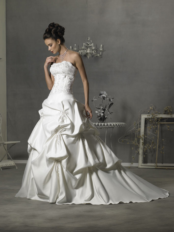 Weddings & More Beaumont Bridal Gown J