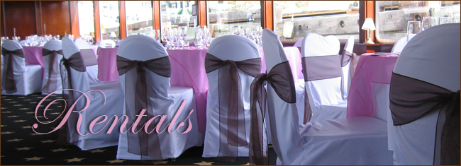 Weddings & More Beaumont Linen Rental