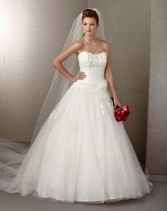 Weddings & More Beaumont Wedding Dress I