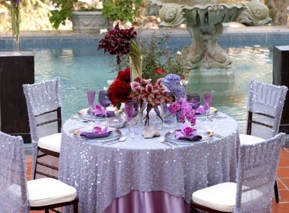 Weddings & More Golden Triangle Linen Rental