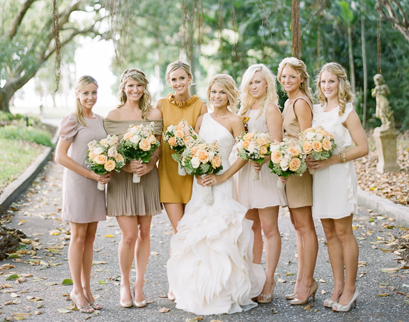 Bridesmaid Dress Beaumont D