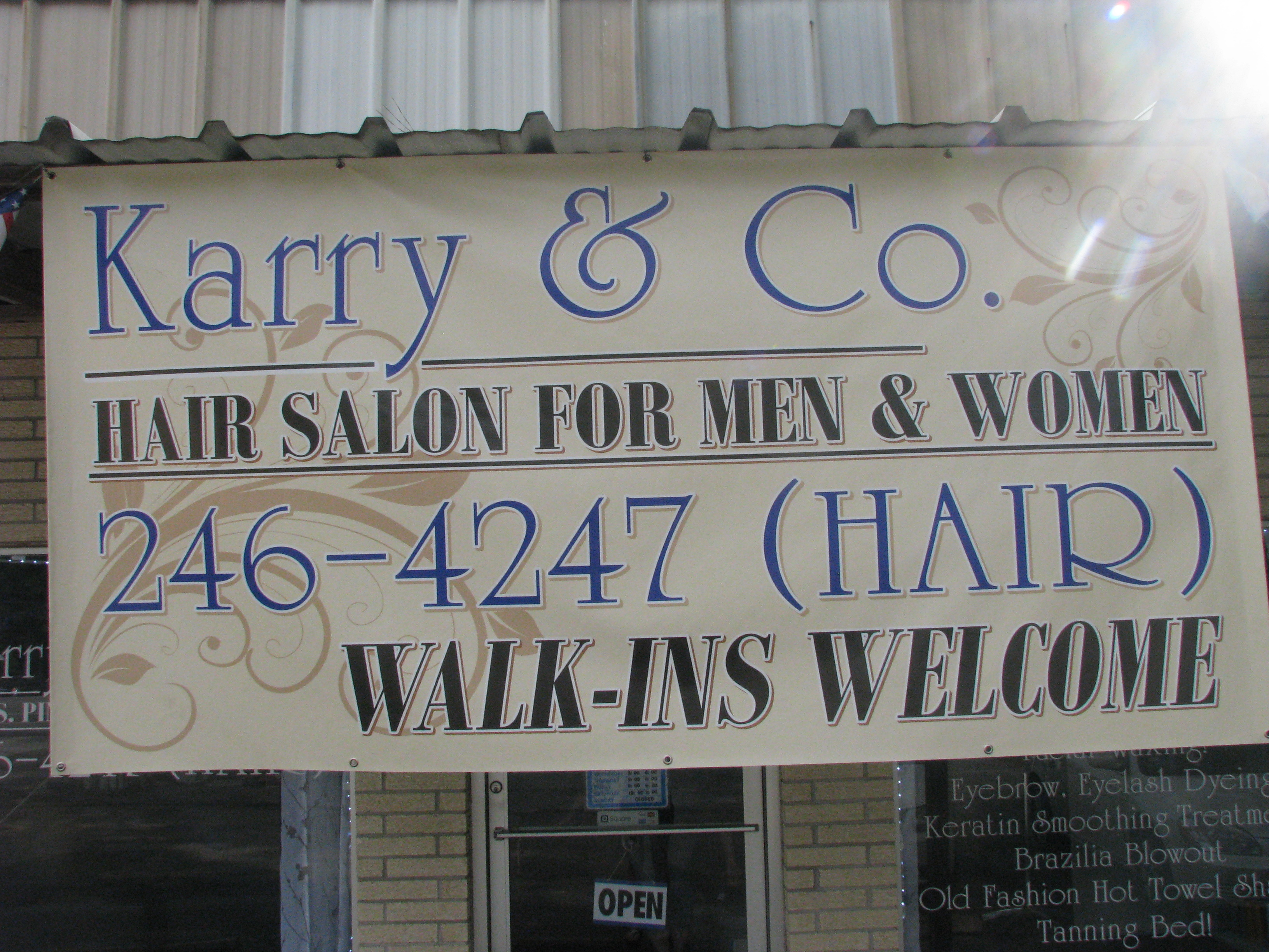 Karry & Co Kountze Salon