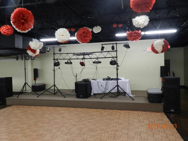 Plaza Event Center Golden Triangle Wedding Venue