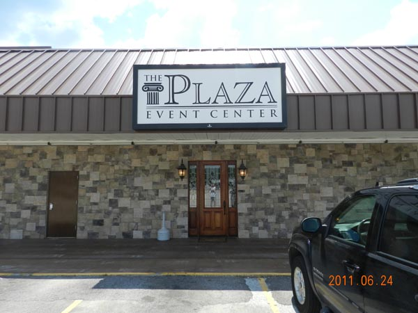 Plaza Event Center SETX Brides