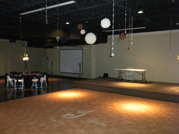 Plaza Event Center SETX Wedding Venue
