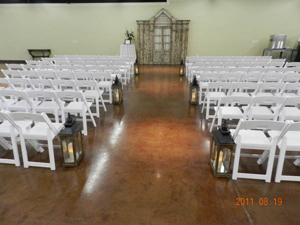 Plaza Event Center Southeast Texas wedding decoration ideas
