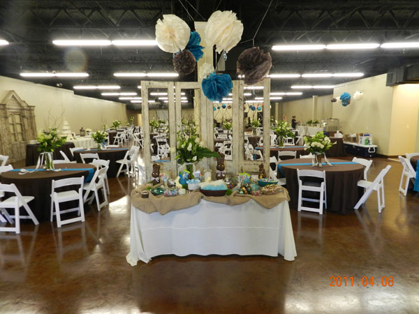 Plaza Event Center Southeast Texas wedding ideas