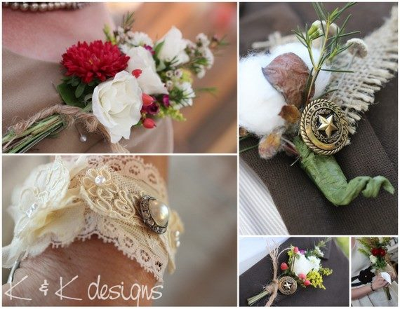 K&K beaumont wedding florists