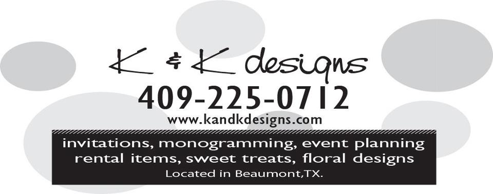 K&K wedding banner