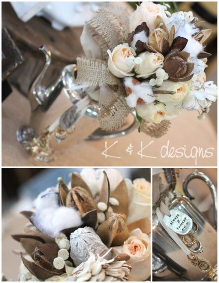 K&K wedding table decoration