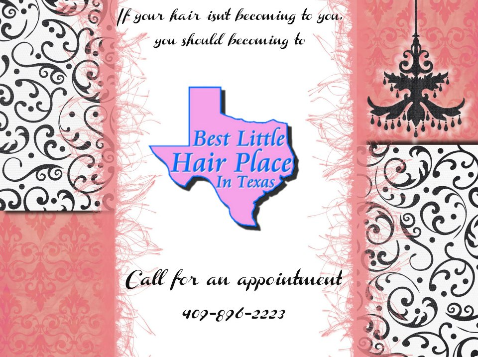 Best Little Hair Place Beaumont Logo