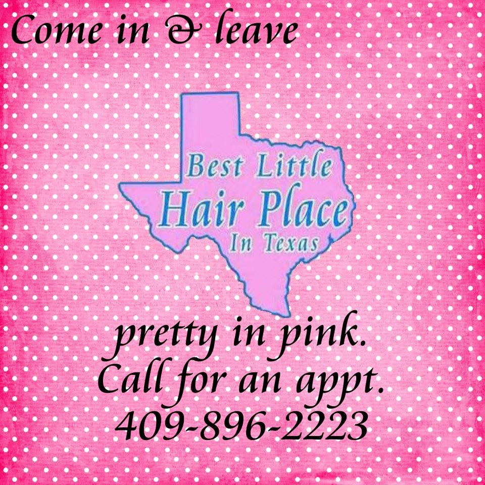 Best Little Hair Place Beaumont Salon logo