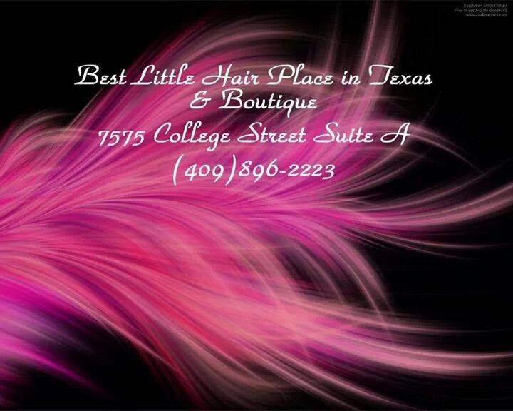 Best Little Hair Place Beaumont Tx