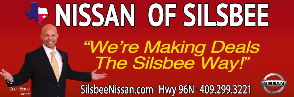 Nissan of Silsbee long banner for web