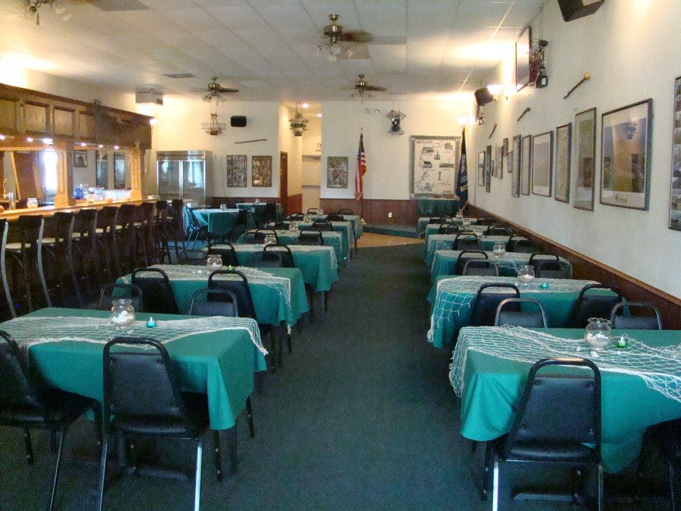 Clifton Steamboat Museum SETX wedding rehearsal dinner venue