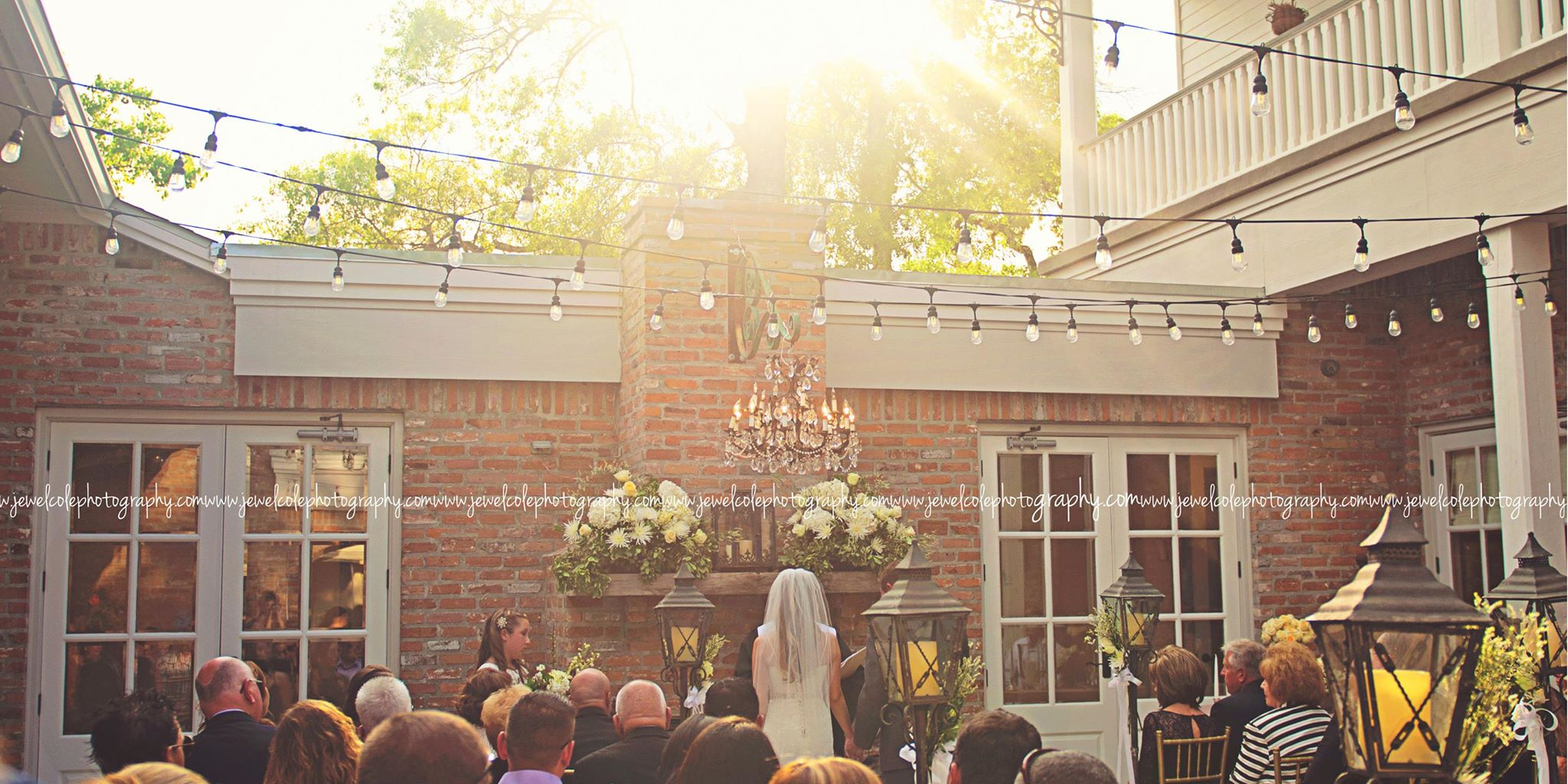 The Laurels - Southeast Texas Wedding Reception Venue - K&K Designs