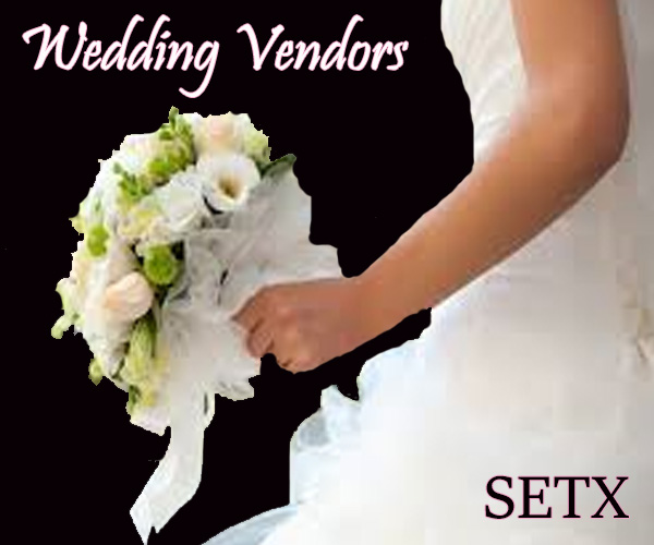 Wedding Vendors in SETX, wedding venue Orange TX, The Brown Estate Orange Tx, wedding caterer Orange Tx, bridal fair Beaumont Tx, wedding magazine Beaumont TX