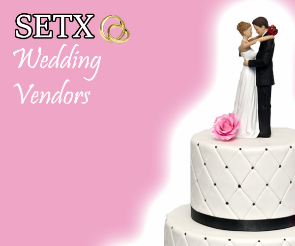 Wedding Vendors in The Beaumont area