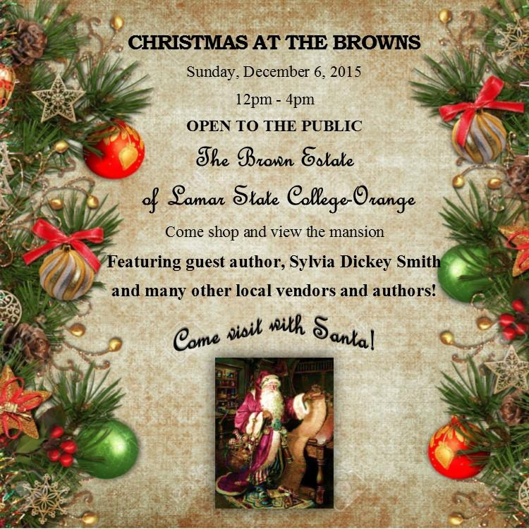 Southeast Texas Christmas events, holiday shopping Orange Tx