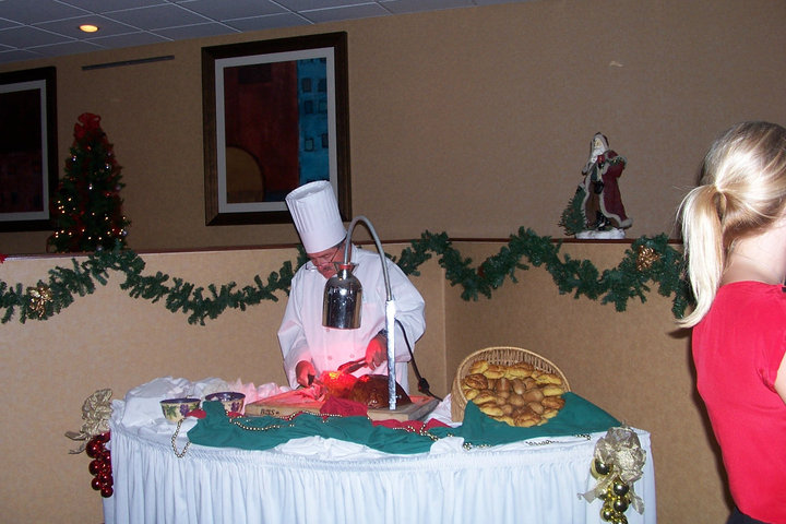 Holiday Inn Beaumont, Christmas party location Beaumont TX, SETX wedding catering
