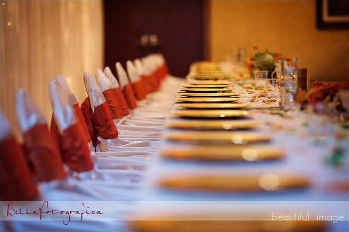 Holiday Inn Beaumont wedding reception idea