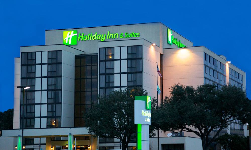 Holiday Inn Beaumont wedding reception venues