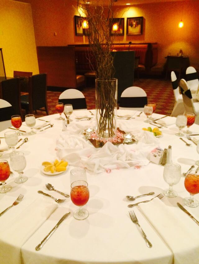 Holiday Inn Beaumont wedding venue