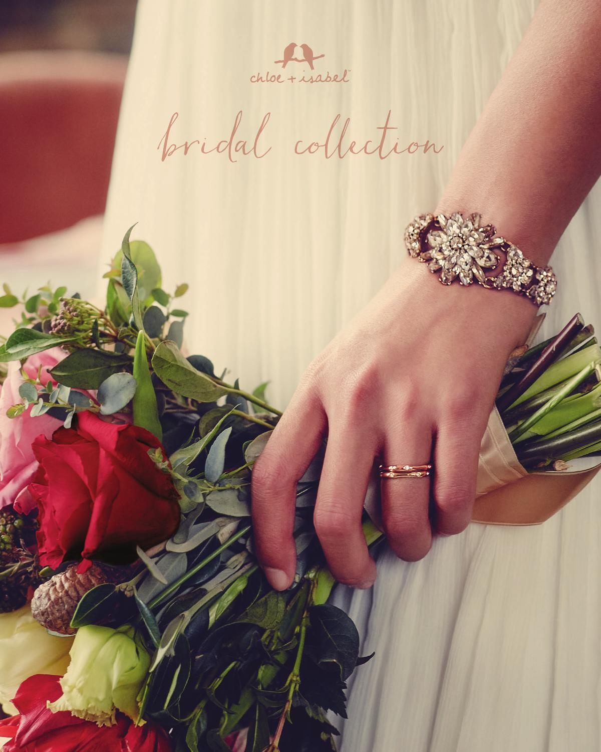 Chloe + Isabel wedding jewelry East Texas