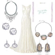 Chloe and Isabel SETX wedding jewelry