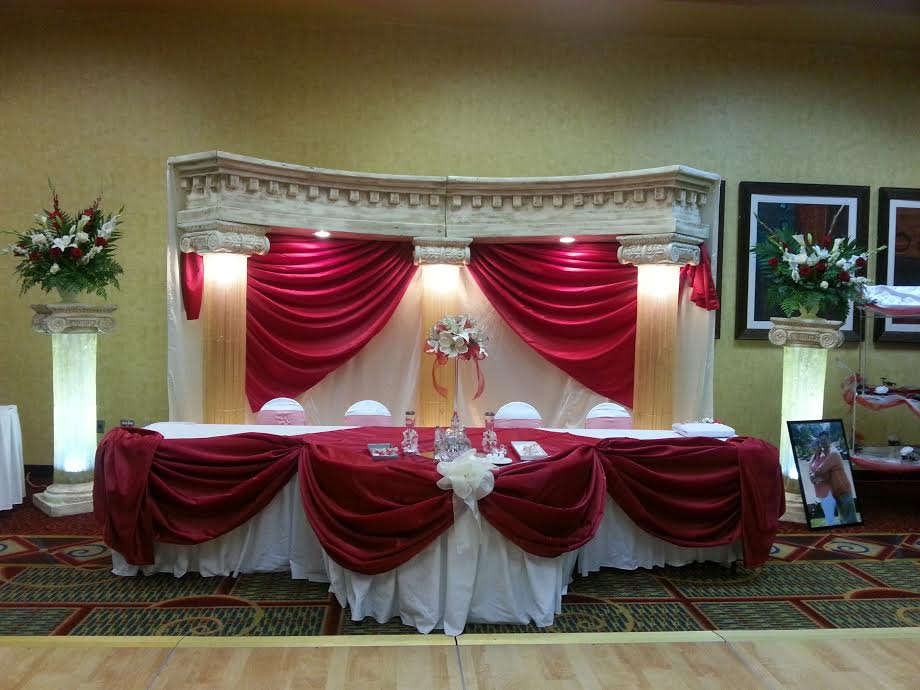Holiday Inn Beaumont elegant wedding venue
