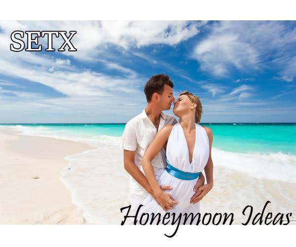 honeymoon registry Beaumont TX, honeymoon registry Southeast Texas, SETX travel agent, travel agency Golden Triangle TX