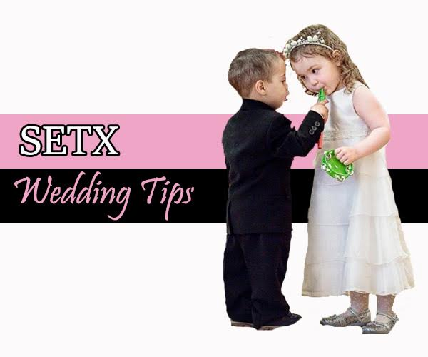 Wedding Tips Beaumont Texas