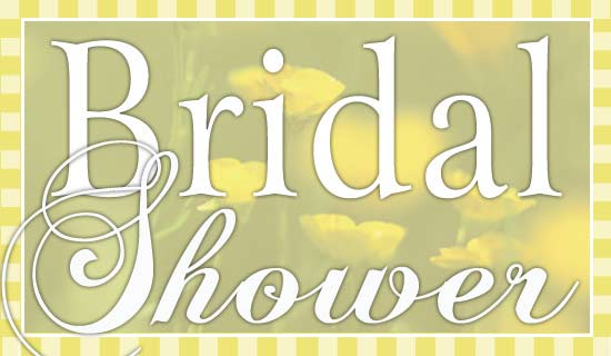Southeast Texas Bridal Shower Venue The Beaumont Club SETX Weddings