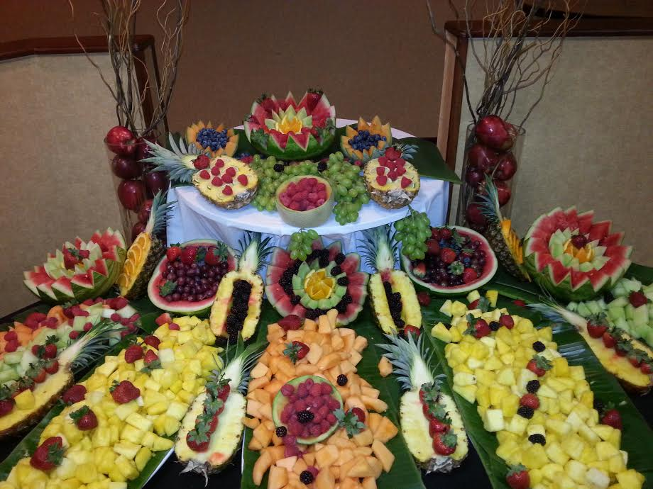 Holiday Inn Beaumont wedding catering