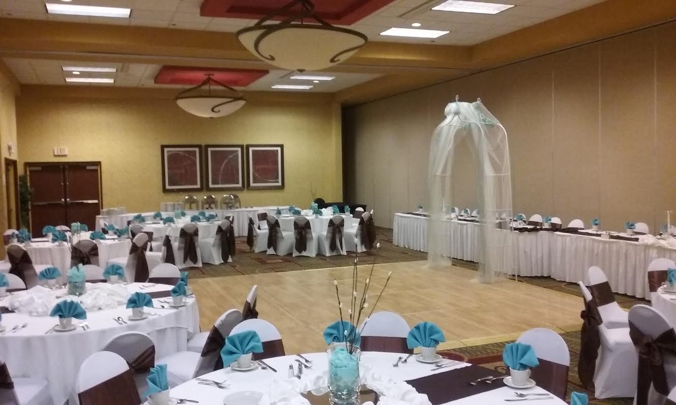 Holiday Inn SETX wedding venue