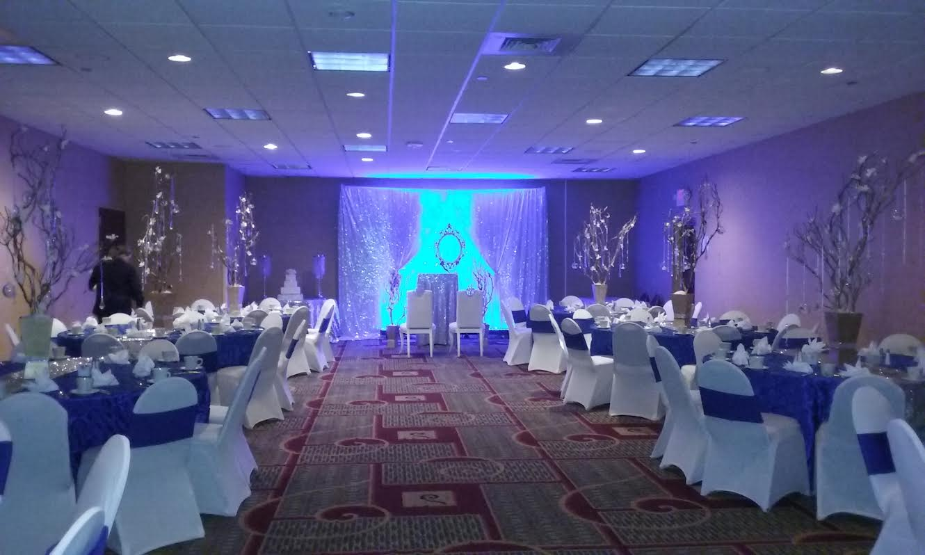 Holiday Inn SETX wedding venues
